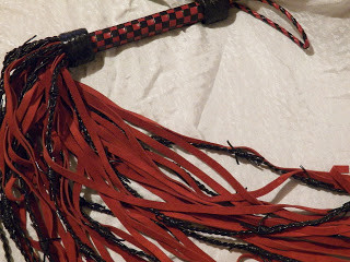 It's All About the Feeling - Ruff Doggie Flogger Review