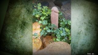 dildo in nature