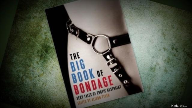 The Big Book Of Bondage - Erotic Stories