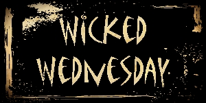 Wicked Wednesday blog button
