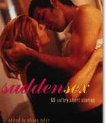 sudden sex erotica book
