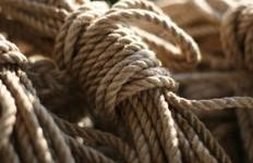 jute bondage rope